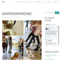 Dansprogrammering