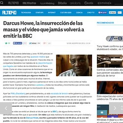 Darcus Howe, la insurrección de las masas y el vídeo que jamás volverá a emitir la BBC — ALT1040