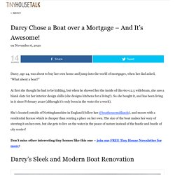 Darcy Chose a Boat over a Mortgage - And It's Awesome!