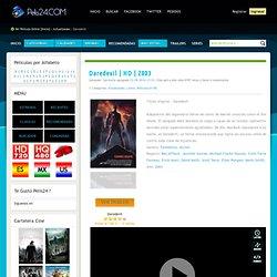 Ver Daredevil Online Gratis Pelicula HD en Español