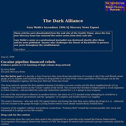The Dark Allience - Gary Webb / SJMN Series