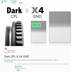Dark CPL & X4 GND by Breakthrough Photography