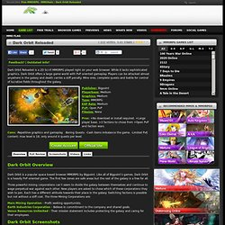Dark Orbit Game Review