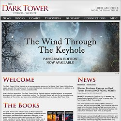 The Dark Tower - Official Web Site