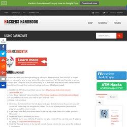 Hackers Handbook