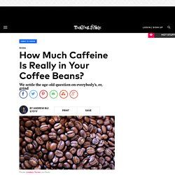 Does Darker Coffee Have More Caffeine?