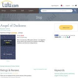 Angel of Darkness de Jaylan Salman