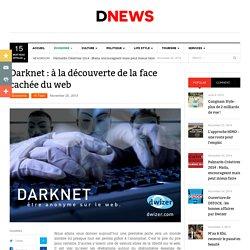 Darknet : à la découverte de la face cachée du web - DwizerNews