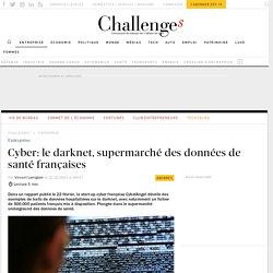 Le darknet, supermarché des données de santé françaises