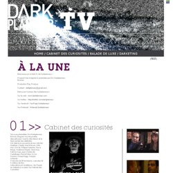 Darkplanneur TV - Darkplanneur.tv