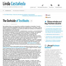The Darkside of TextBooks ← Linda Castañeda