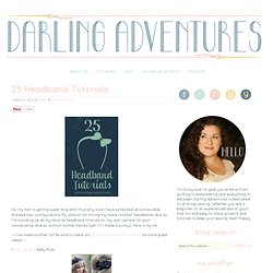 Darling Adventures Blog