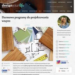 Darmowe programy do projektowania wnętrz