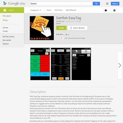 Dartfish EasyTag - Android Apps on Google Play