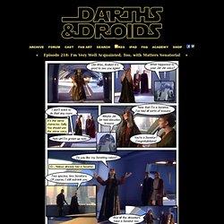 Darths & Droids
