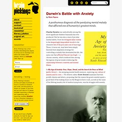 Darwin's Battle with Anxiety
