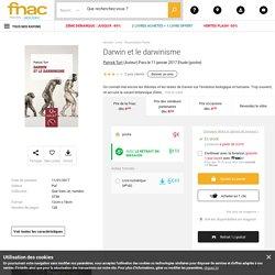 Darwin et le darwinisme - poche - Patrick Tort - Achat Livre ou ebook - Achat & prix