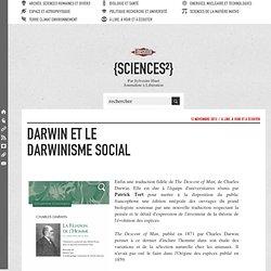 Darwin et le darwinisme social