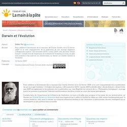 lamap - Darwin et l'évolution