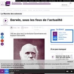 Darwin, sous les feux de l'actualité
