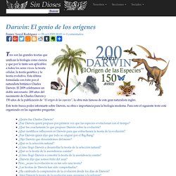 Darwin: El genio de los orígenes