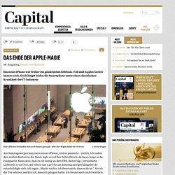 Das Ende der Apple-Magie