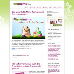 Das NetMoms-Blog