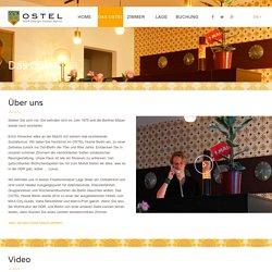 Das OSTEL Hostel Berlin