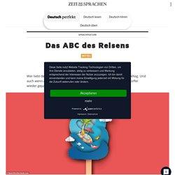 Das ABC des Reisens