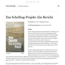 Das Schelling-Projekt: Ein Bericht