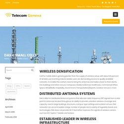 Das and Small Cell Installations Company in The USA - Telecom Geneva