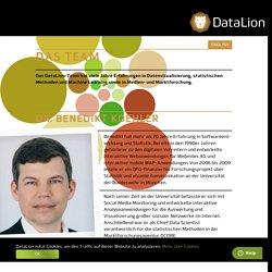 Das Team - DataLion