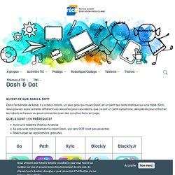 Dash & Dot et leurs applications