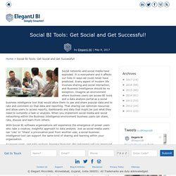 Social BI Dashboards Create Networks and Data Popularity