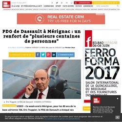"""PDG de Dassault à Mérignac: un renfort de """"plusieurs centaines de personnes"""" - Sud Ouest.fr"""