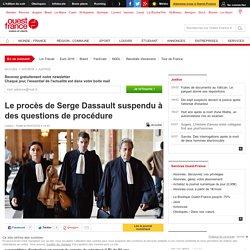 Le procès de Serge Dassault suspendu à des questions de procédure
