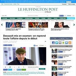 Dassault mis en examen: on reprend toute l'affaire depuis le début