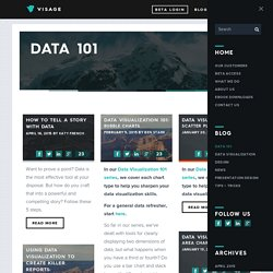 Data 101 Archives - Visage