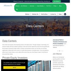 Alliance Commercial Real Estate Data Centers