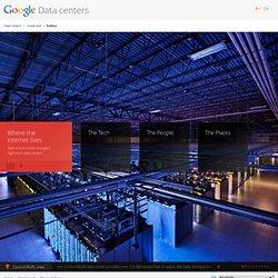 Centre de données de Google