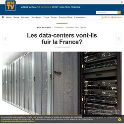 Les data-centers vont-ils fuir la France?