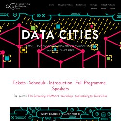 Data Cities — Disruption Network Lab