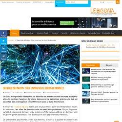 Data Hub définition : tout savoir sur les hubs de données
