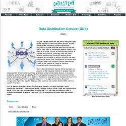 Data Distribution Service (DDS)