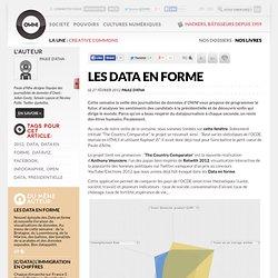 Les Data en forme