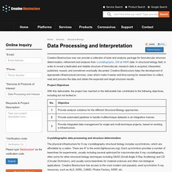 Data Processing and Interpretation