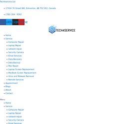 Data Recovery Edmonton