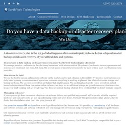 Data Recovery Tucson