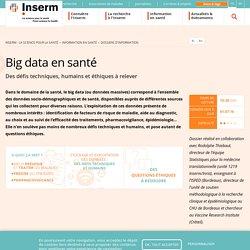 Big data en santé
