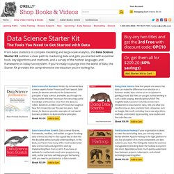 Data Science Kit - Deals